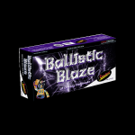 Ballistic Blaze Selection Box with 16 various fireworks