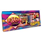 Calypso Selection Box with 36 various fireworks