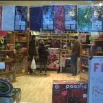 London Fireworks Shop Window Display