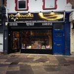 London Fireworks Shop Front